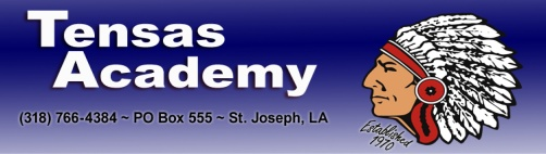 Tensas Academy Custom Shirts & Apparel